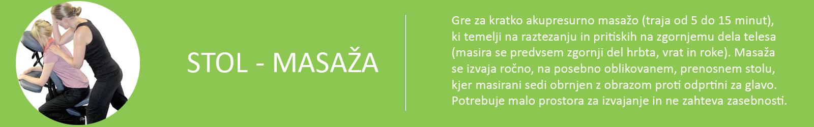 stol-masaza